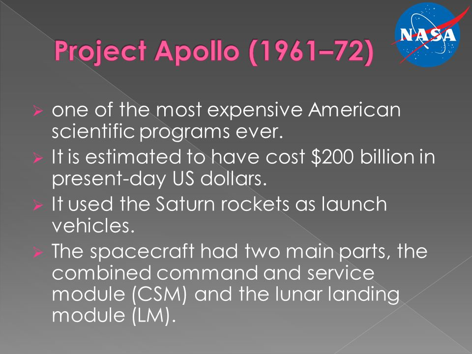  Main objective was to grow the Mercury spacecraft capabilities to long-duration flights,and precision Earth landing.