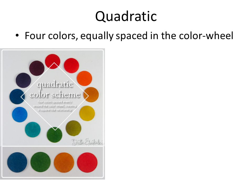 The Color Wheel And Color Schemes Additive Color Ppt Download