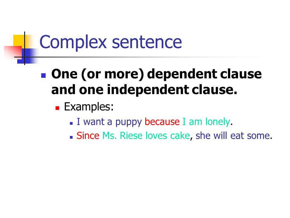 types of sentences grammar lesson 5. notes: types of sentences
