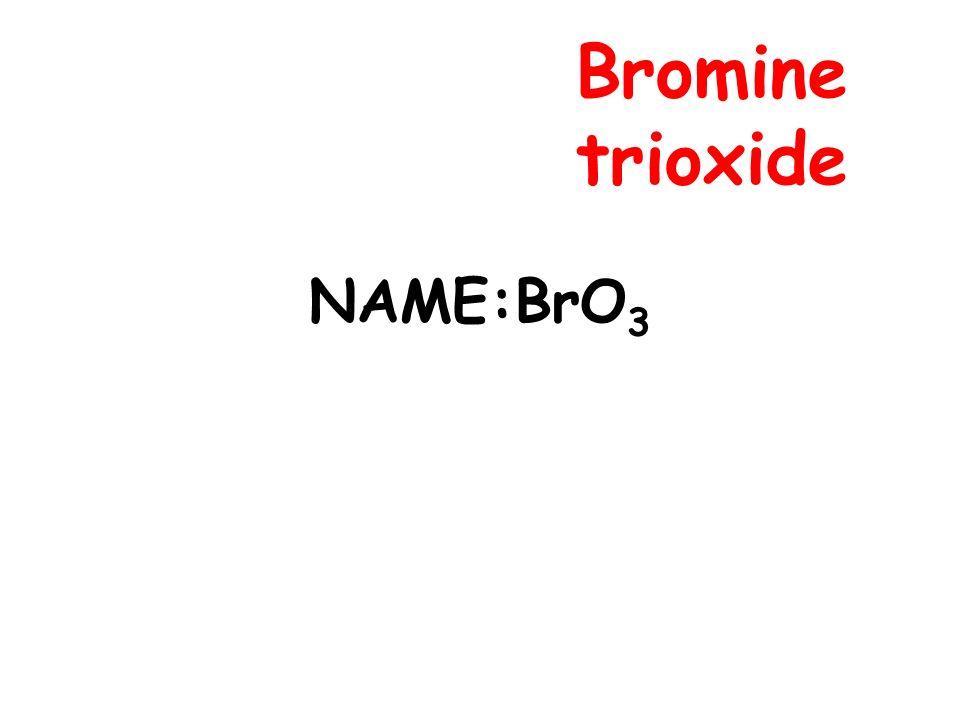 FORMULA: TIN (II) FLUORIDE SnF 2  CLASSIC NAME: PbO 2