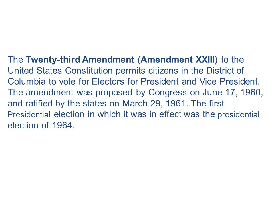 third amendment paper and case No third amendment case has ever been decided by the supreme court, and i am only familiar with one third amendment case that has made it to a federal court of appeals that case is engblom v carey, decided by the us court of appeals for the second circuit in 1982.