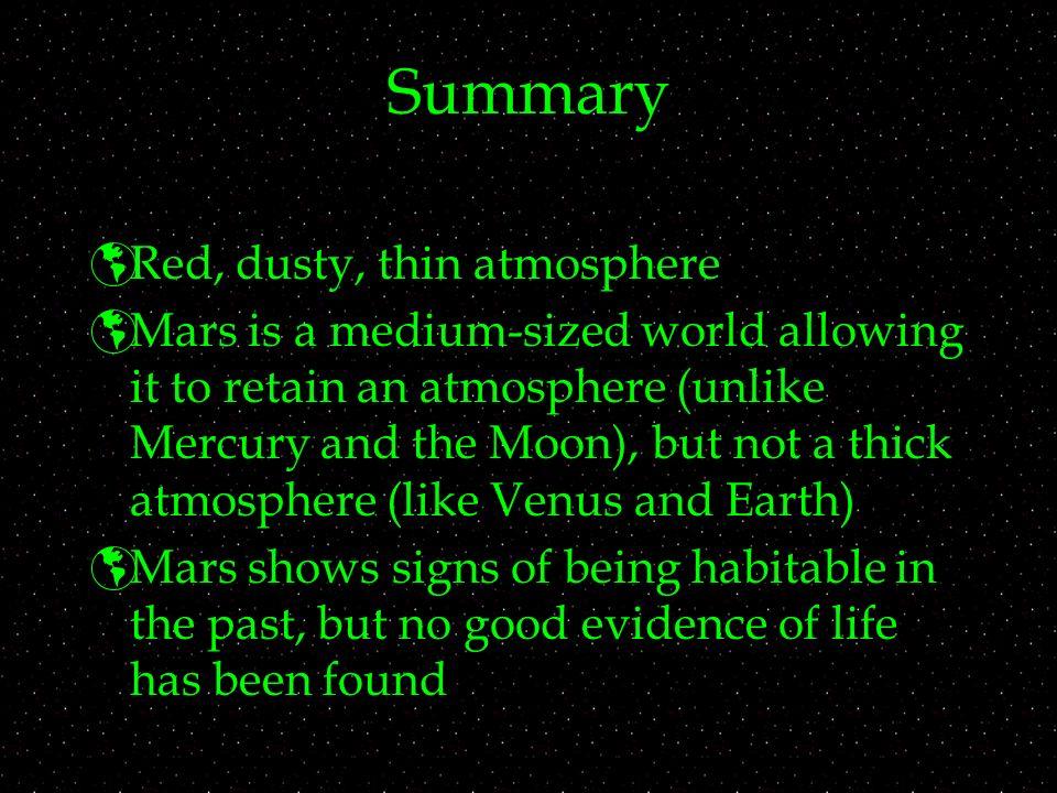 20 Summary Red