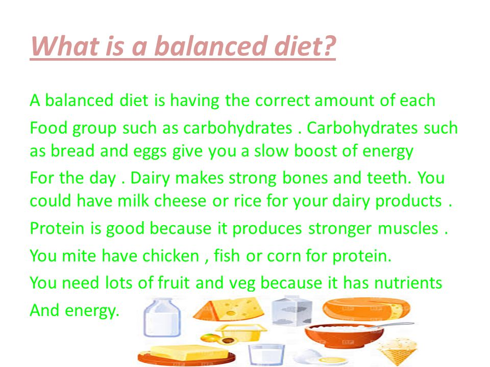 importance of a balanced diet essay The links between diet and behaviour - food for the brain research that investigated links between diet and behaviour we fully acknowledge that more messages on a healthy diet should emphasise the importance of a balanced diet for optimum mental as well as physical health 161  get doc.
