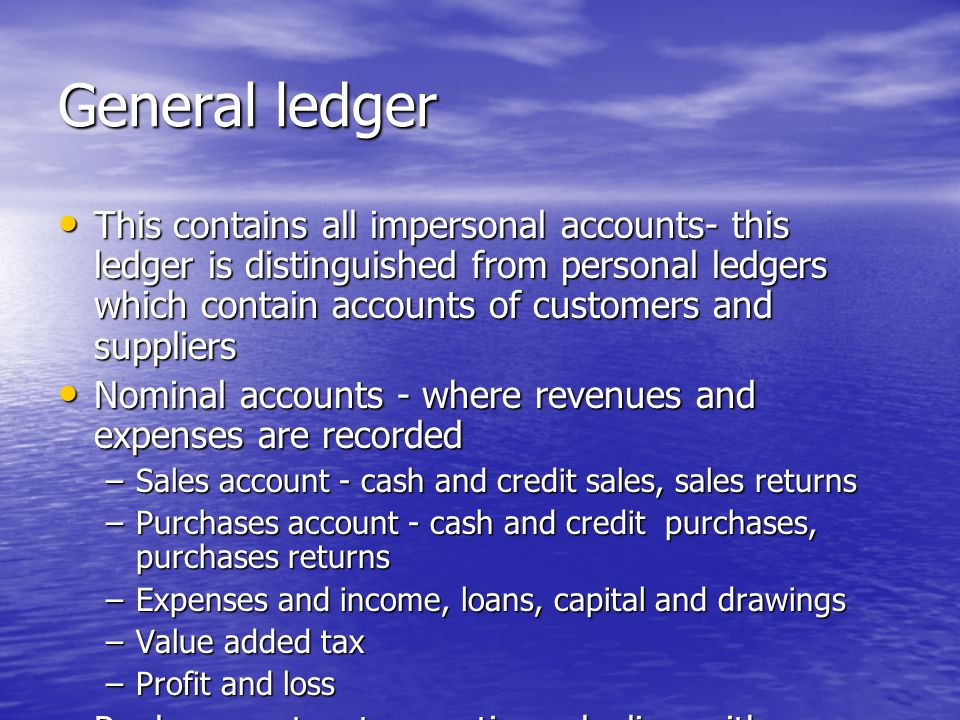 introduction to bookkeeping accounts and as a2 business studies for