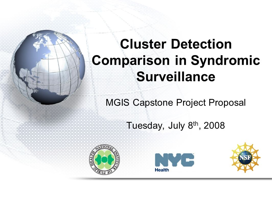 mgis capstone project