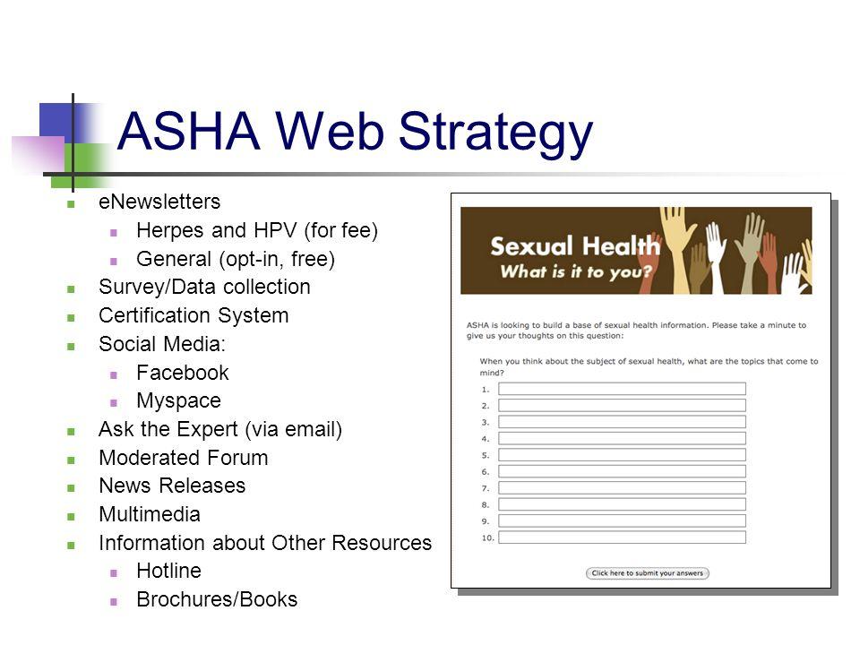 Sexual health information hotline