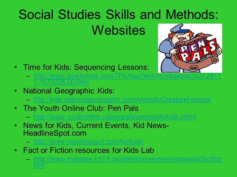 Ohio Social Studies Standards By: Katie Naugle, Kasie Young