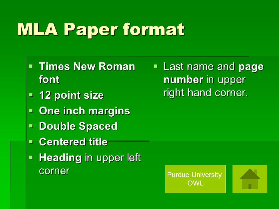 mla papers This resource contains a sample mla paper that adheres to the 2016 updates to download the mla sample paper, select the mla sample paper pdf file in the media box above.