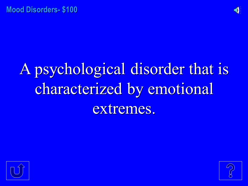 Anxiety Disorders- - $500 Disorder characterized by unwanted repetitive thoughts, obsessions, and/or actions.