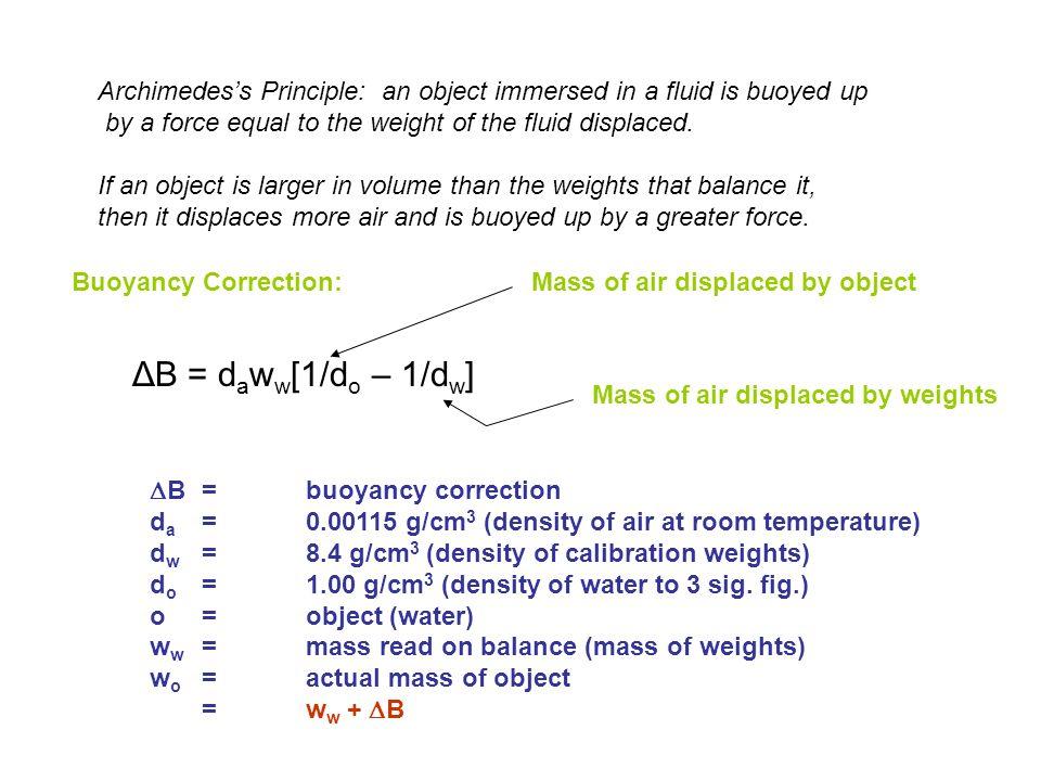 calibration of volumetric flask