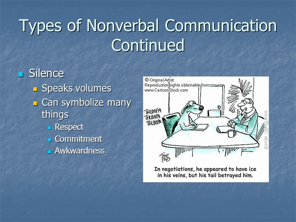The World Beyond Words Nonverbal Communication Office Management