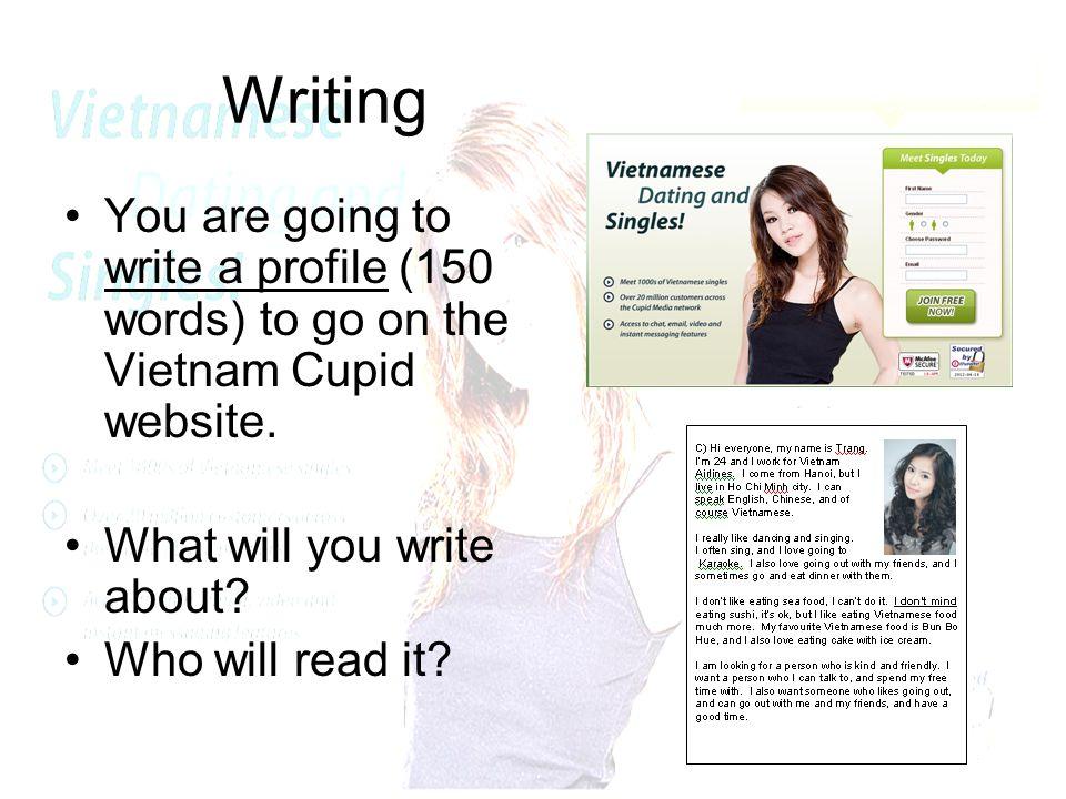 Ielts speaking topic dating website