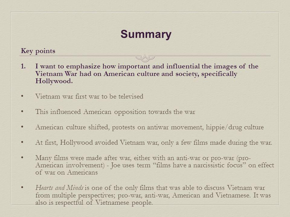 vietnam war american culture