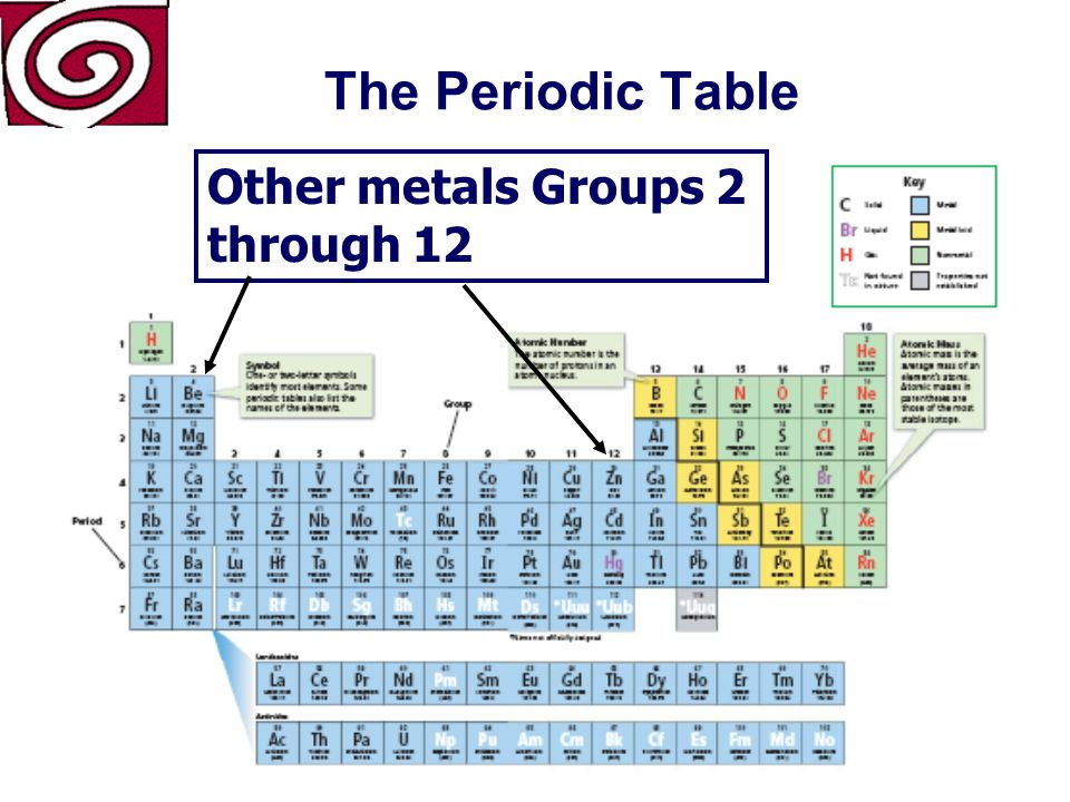 The Periodic Table GROUP 17 HALOGENS 7 Valence Electrons in outer shell. Very Reactive