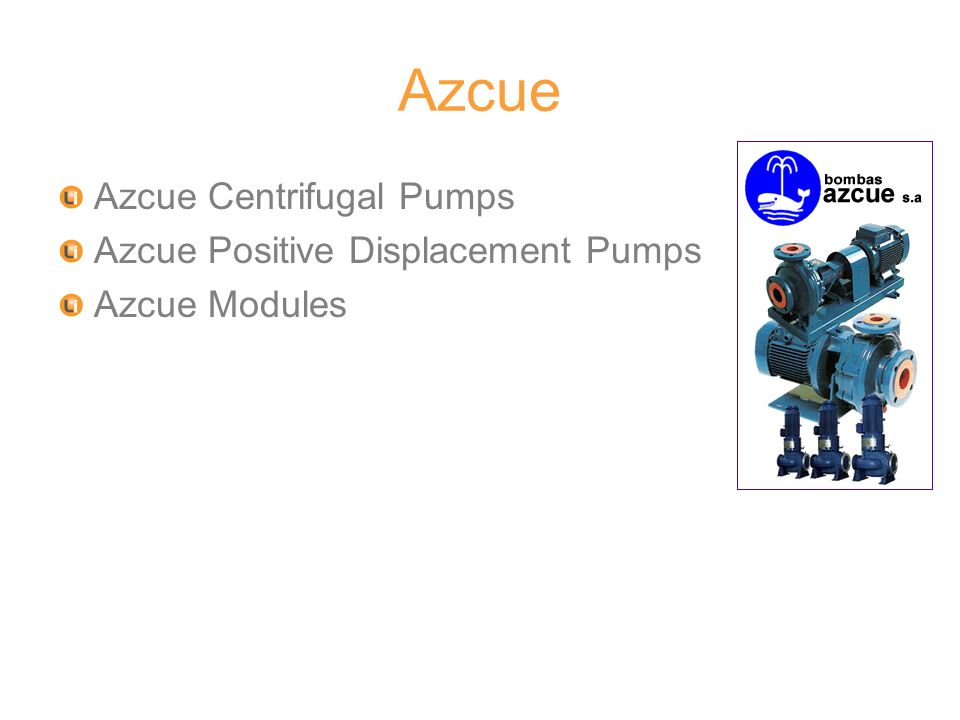 Your partner for technical equipment  In this presentation we show