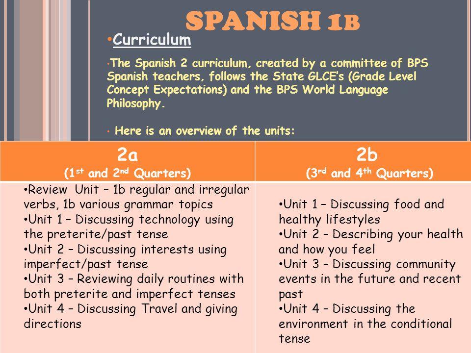 7/8 Spanish 2 Nicole Toth ¡B IENVENIDOS ! W ELCOME ! - ppt