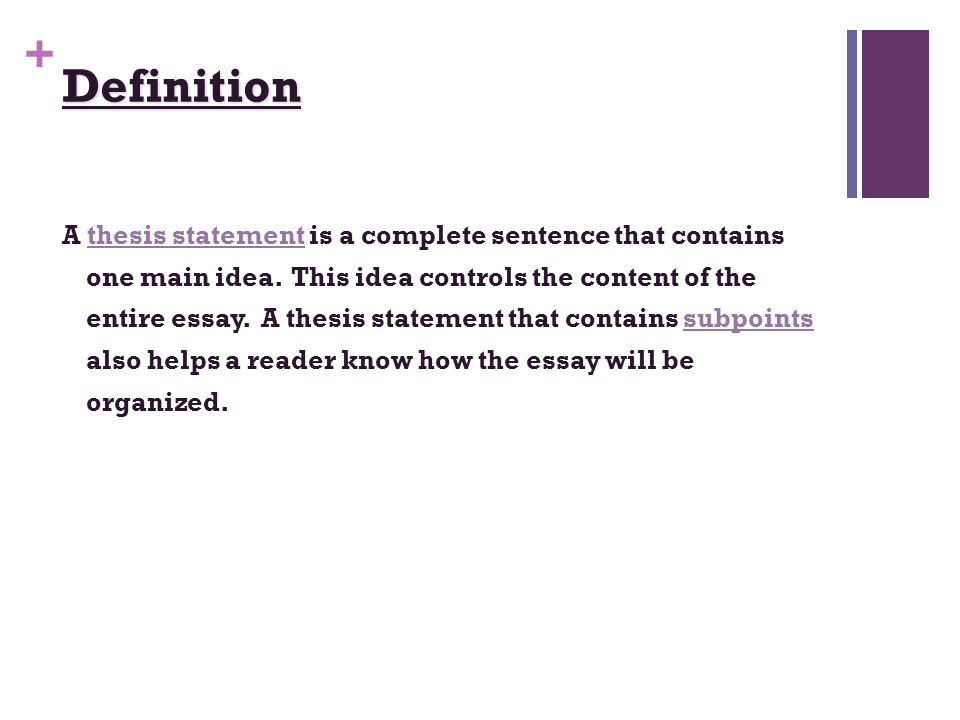 the thesis statement a road map for your essay essay introduction    the thesis statement a road map for your essay essay introduction thesis  statement body paragraph  body paragraph  body paragraph  please take  out