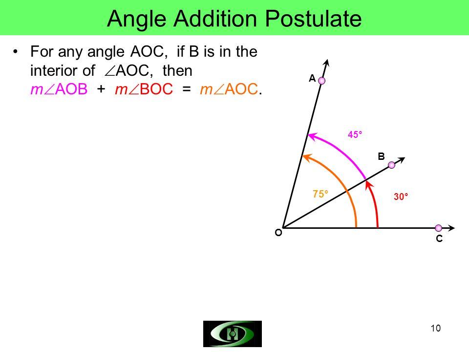 Angle Addition Postulate Maxresdefault Segment Addition