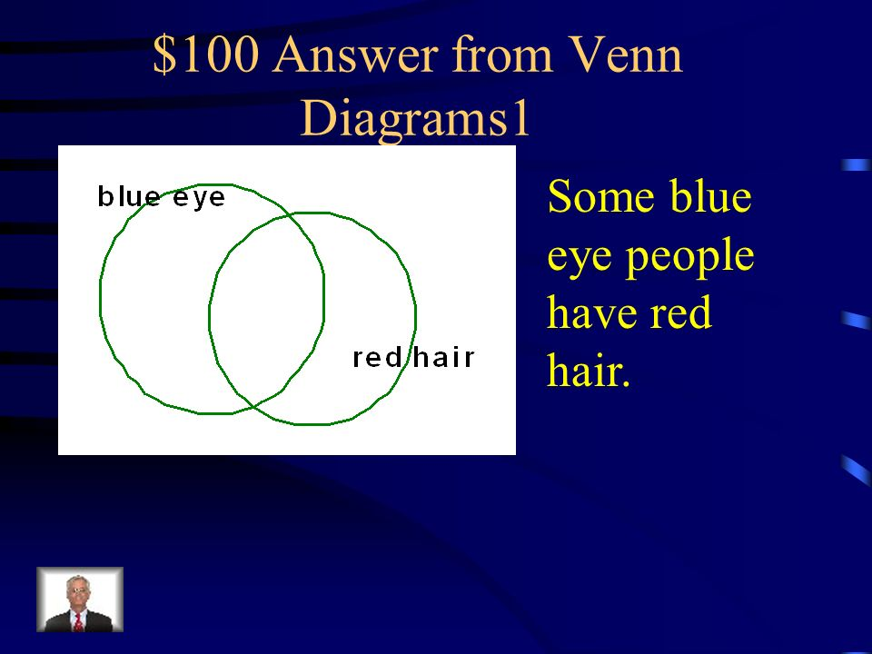 Jeopardy Venn Diagram Solving For Angles Parallel Lines If Then
