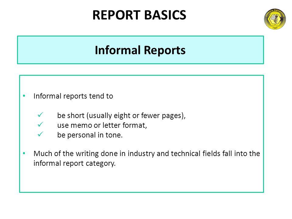 Cankaya university foreign languages unit chapter ii recommendation 7 report basics informal spiritdancerdesigns Choice Image
