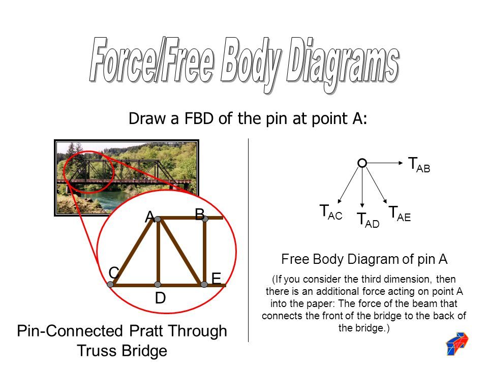 Objectives The Student Will Be Able To Draw An Accurate Free Body