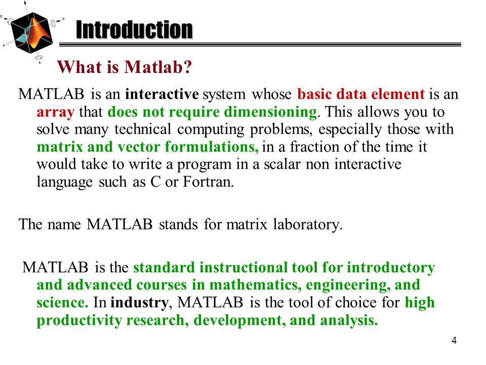1 Computer Programming (ECGD2102 ) Using MATLAB Instructor: Eng
