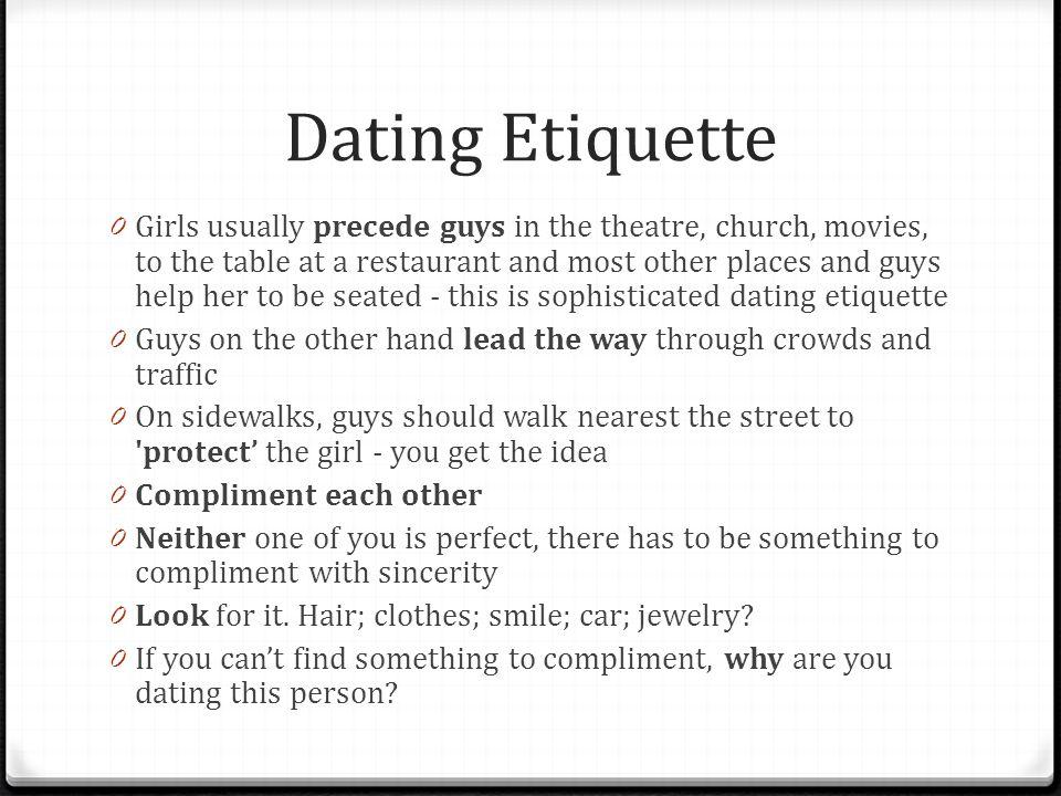 Dating-Edicate