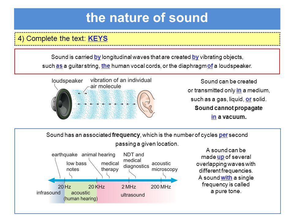 "ELASTIC WAVES AND SOUND I I S  ""BERETTA"" – LICEO SCIENTIFICO"