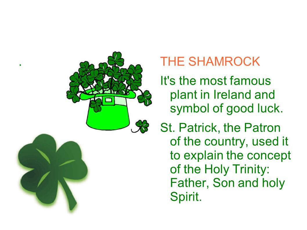 Symbols Of Ireland The Irish Flag Its Greenthe Colour Of Ireland