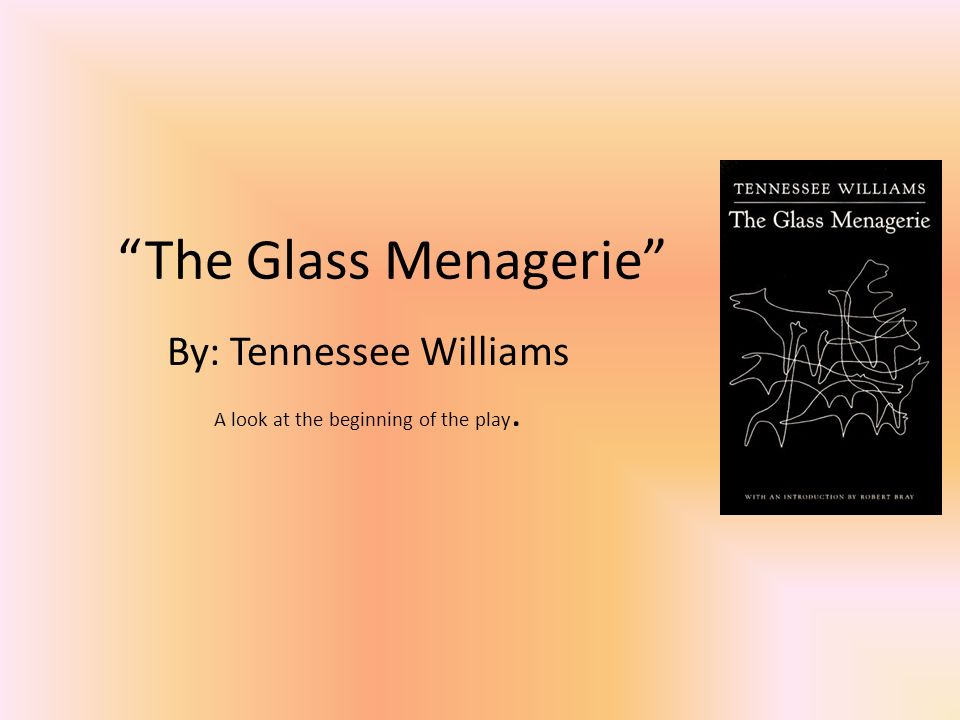allusions in the glass menagerie