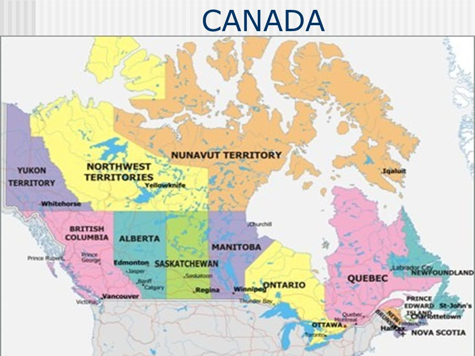 St Lawrence River World Map.Canada Areas To Locate On Map Provinces And Territories Cities