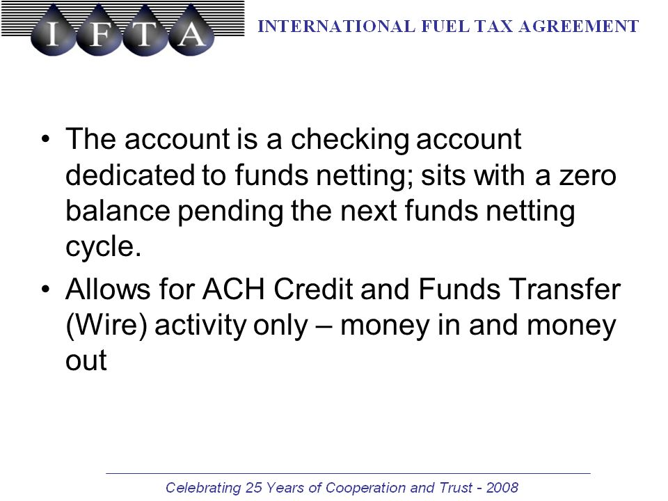Wire Transfer Jp Morgan Chase | Ifta Inc Clearinghouse Funds Netting Account Jp Morgan Chase