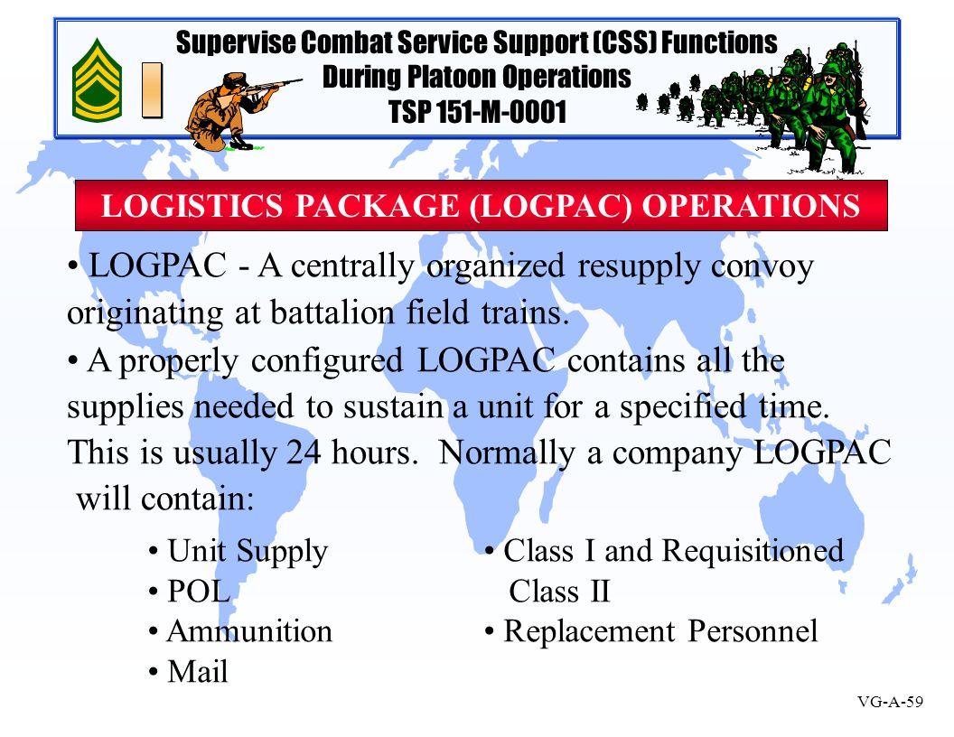 logpac operations