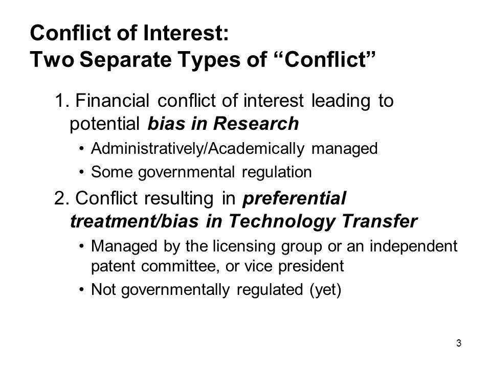 Conflict of interest types forex video download