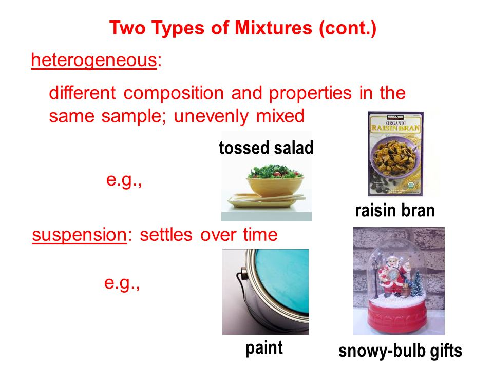 Unit 2 Matter And Energy Chemistry Introductory Definitions. 13 Two Types Of Mixtures Cont Heterogeneous Different Position And Properties In The Same Sle Unevenly Mixed Eg Suspension Settles Over Time. Worksheet. Types Of Mixtures Worksheet At Clickcart.co