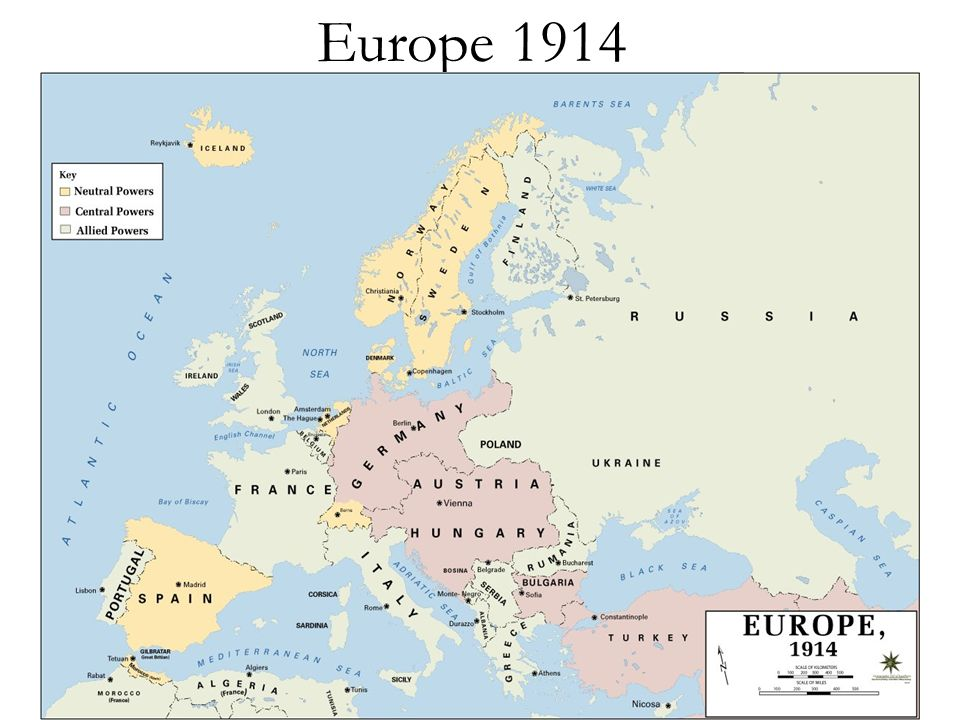 Europe 1914 the first world war why long term 1 the european 2 europe 1914 gumiabroncs Images