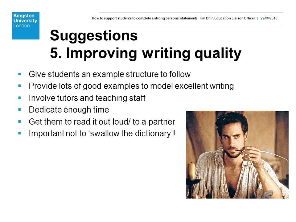 start english essay writing topic