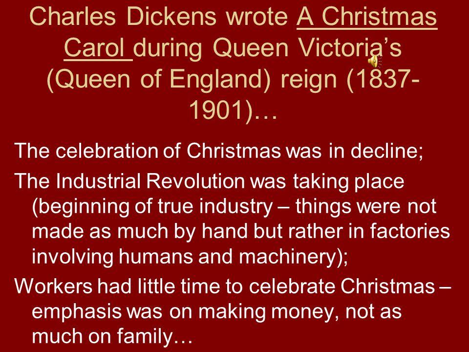 Who Wrote A Christmas Carol.A Christmas Carol A Christmas Carol Reading And Literature 8