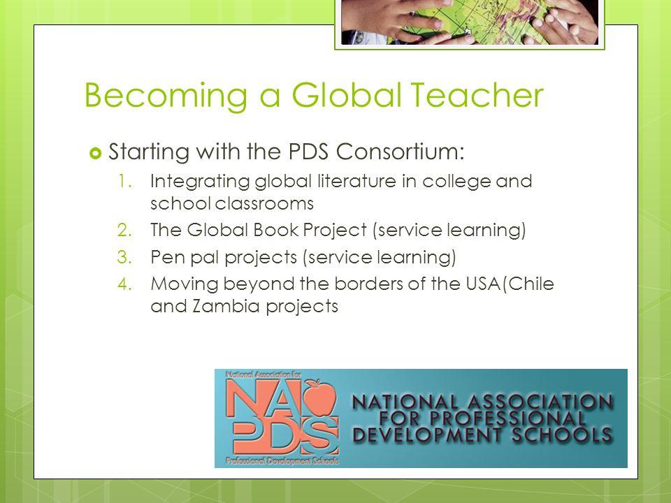 Becoming a Global Teacher: How the Buffalo State