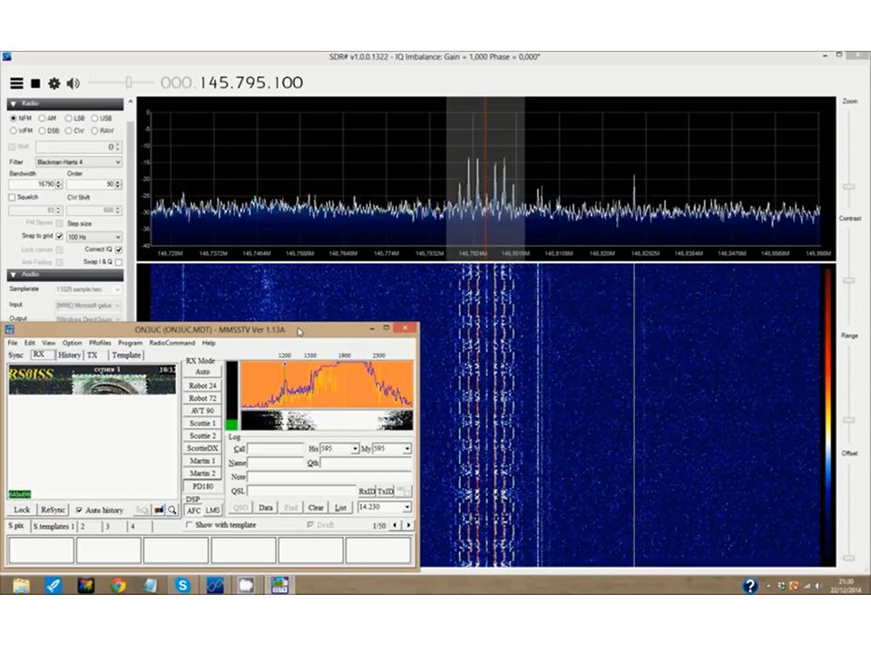 Intro to RTL-SDR Dallas Clements K7DCC  Agenda What is RTL-SDR? What