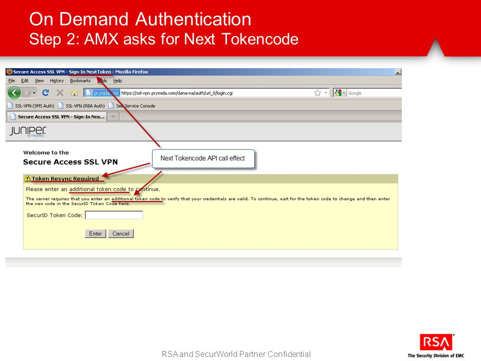 An Introduction to RSA Authentication Manager Express Helmut