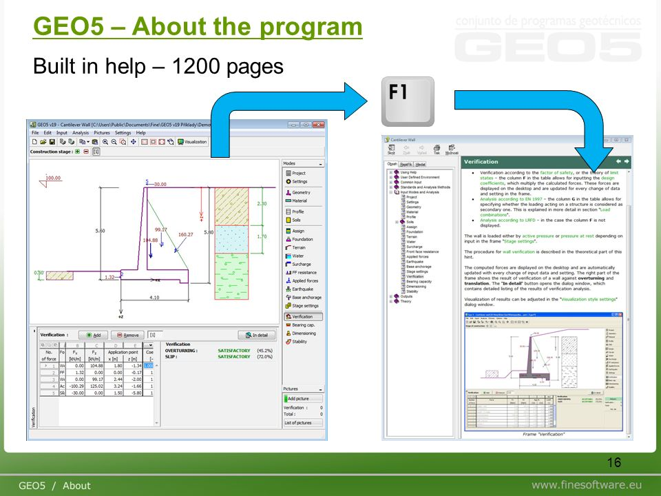 1 GEO5  GEO – The mission and history / / User-friendly