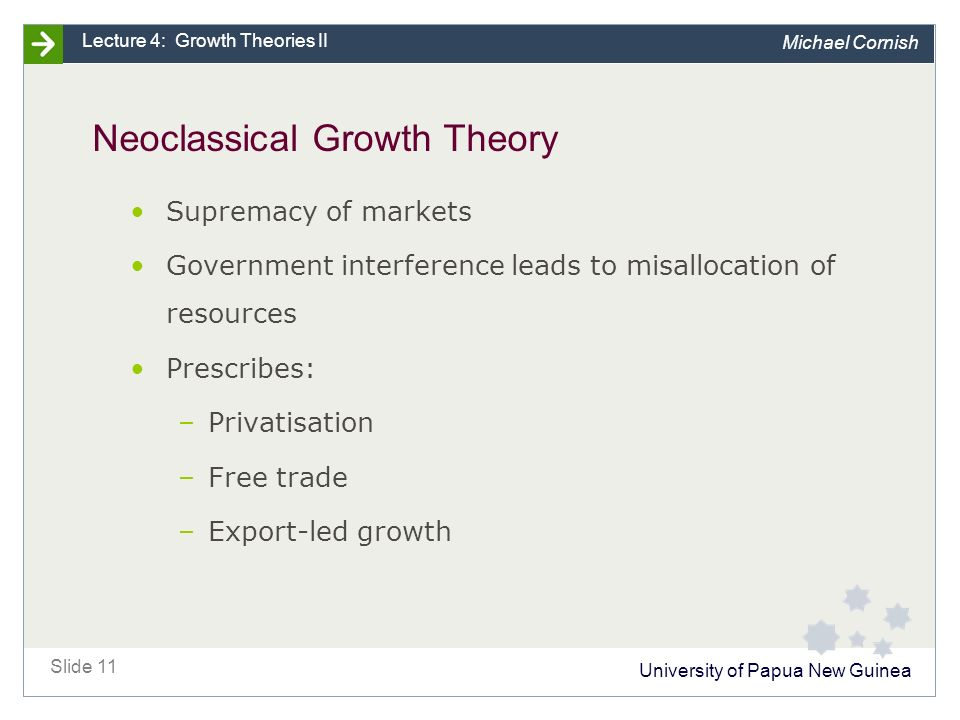 export led growth theory
