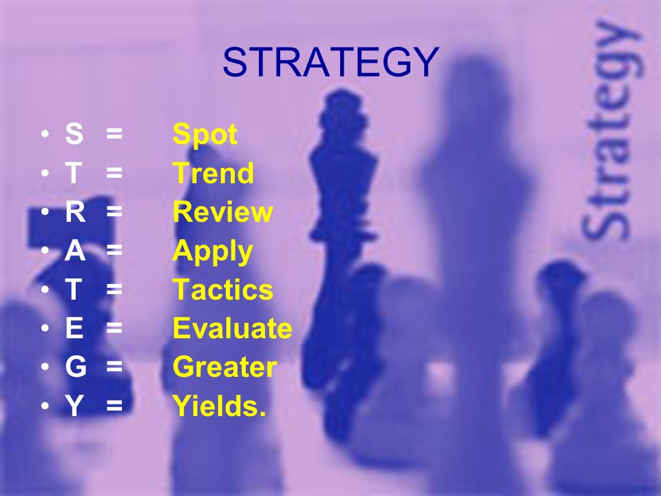 STRATEGIC MARKETING An Introduction Resource Person: Aly