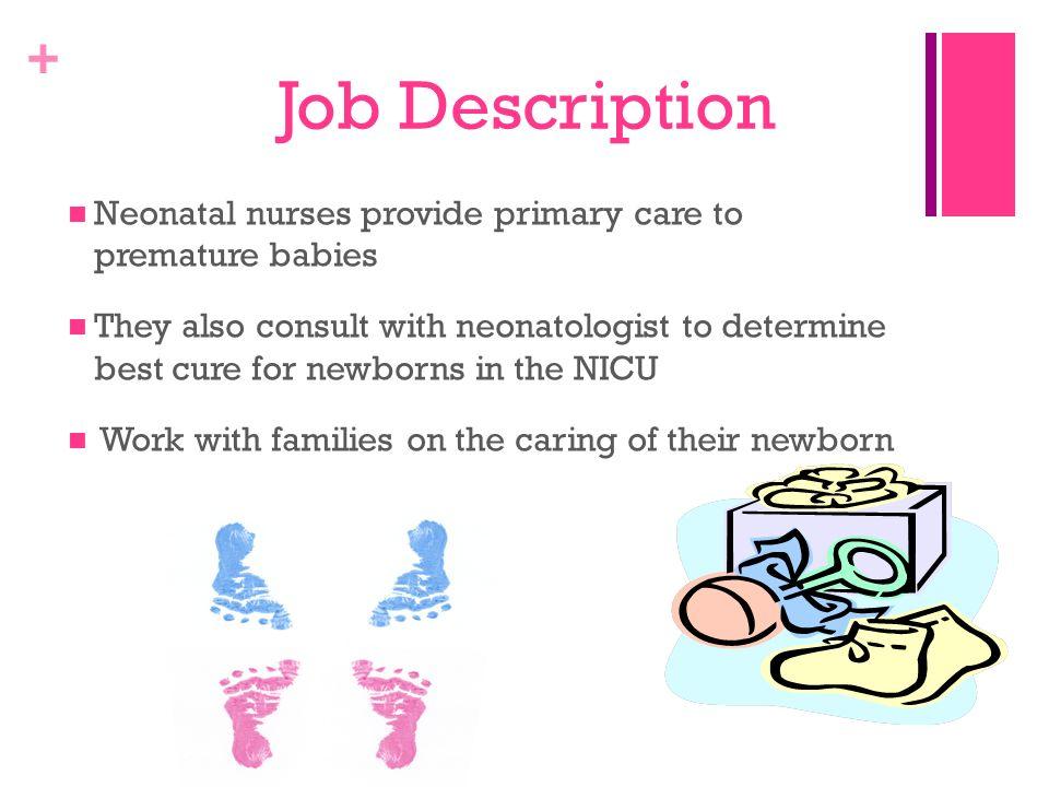 3 Job Description Neonatal Nurses