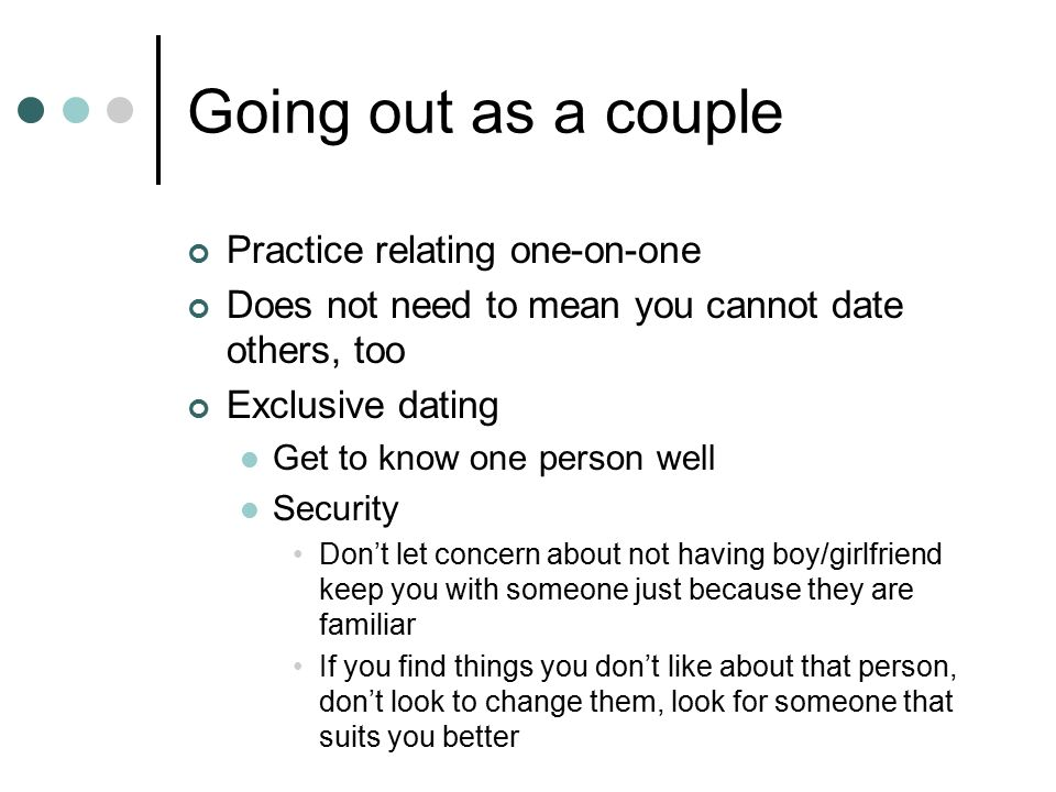 Dating someone related by marriage