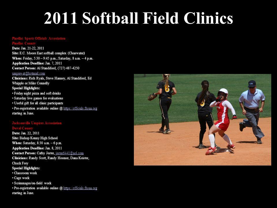 2014 nfhs softball exam