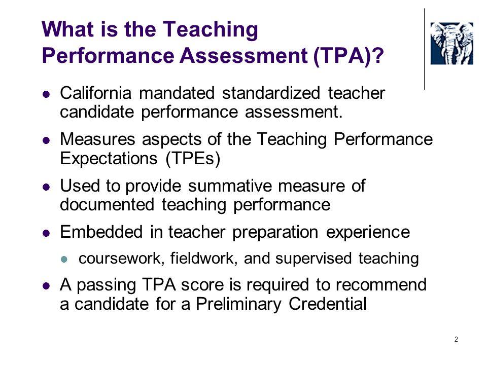1 teaching performance assessment california state university ...