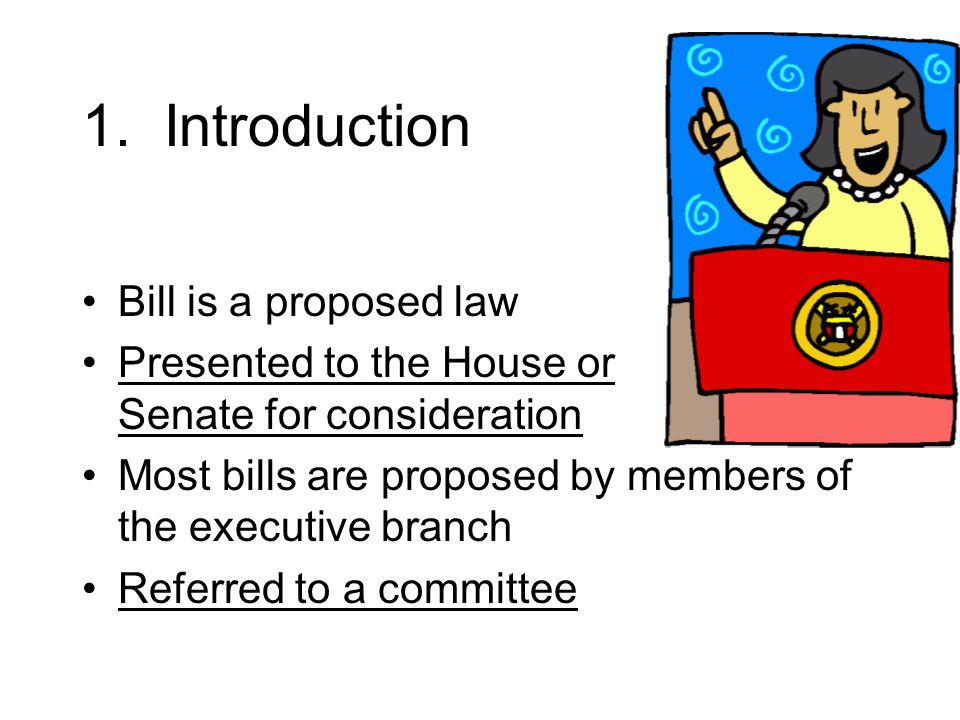 how a bill becomes a law six easy steps 3 1 - How A Bill Becomes A Law Worksheet