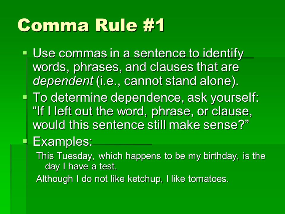 Making Meaning: Are Commas Important?  A panda walks into